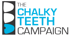 What are Chalky Teeth