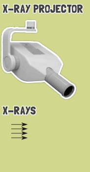 X-ray projector